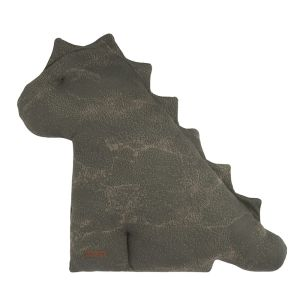 Kuscheldino Marble khaki/olive - 55 cm