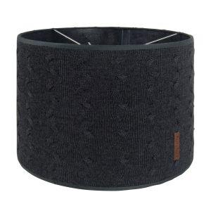 Lampenschirm Cable anthrazit - Ø30 cm