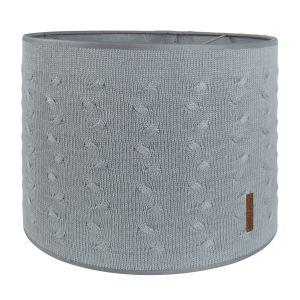 Lampenschirm Cable grau - Ø30 cm