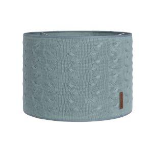 Lampenschirm Cable stonegreen - Ø30 cm