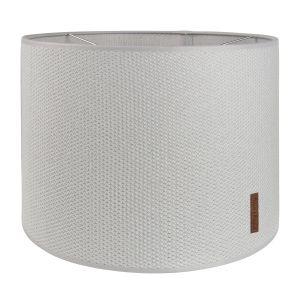 Lampenschirm Classic silbergrau - Ø30 cm