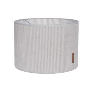 Lampenschirm Sense kieselgrau - Ø30 cm