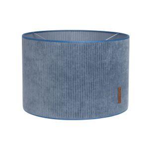 Lampenschirm Sense vintage blue - Ø30 cm