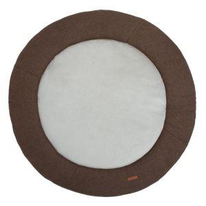 Laufgittereinlage Classic cacao - Ø90 cm