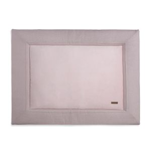 Laufgittereinlage Sparkle silber-rosa melee - 75x95