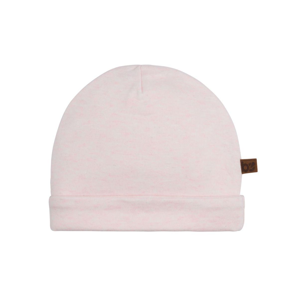 mtze melange klassisch rosa 03 monate