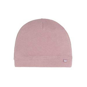 Mütze Pure alt rosa - 3-6 Monate