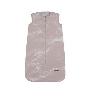 Schlafsack Marble alt rosa/klassisch rosa - 70 cm