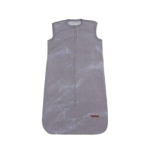 Schlafsack Marble cool grey/lila - 70 cm