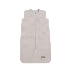 Schlafsack Sense kieselgrau - 70 cm