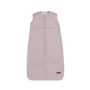 Schlafsack Sparkle silber-rosa melee - 70 cm