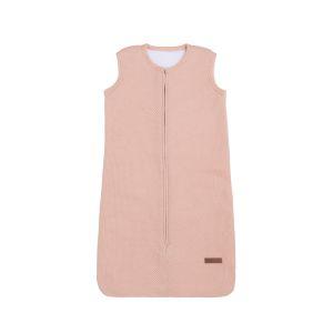 Schlafsack teddyfutter Classic blush - 70 cm
