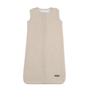 Schlafsack teddyfutter Classic sand - 70 cm