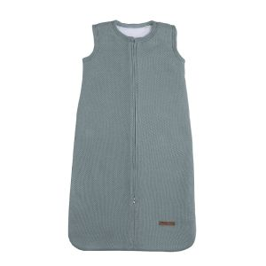Schlafsack teddyfutter Classic stonegreen - 70 cm