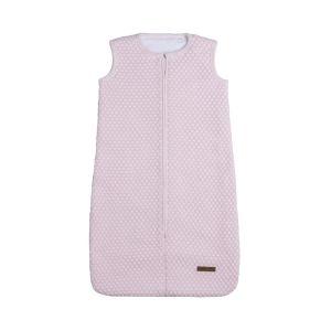 Schlafsack teddyfutter Sun klassisch rosa/baby rosa - 70 cm