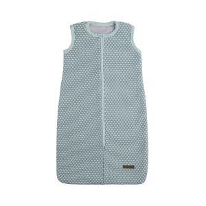 Schlafsack teddyfutter Sun mint/stonegreen - 70 cm