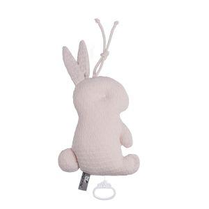 Spieluhr Kaninchen Cloud klassisch rosa