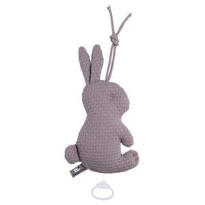 Spieluhr Kaninchen Cloud lavendel
