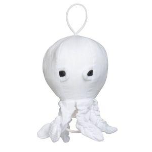 Spieluhr Oktopus Breeze weiß