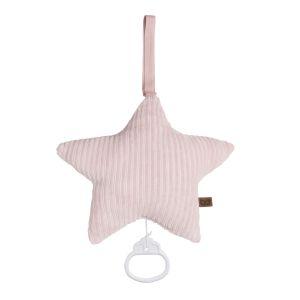 Spieluhr Stern Sense alt rosa