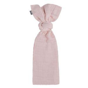 Swaddle Sparkling klassisch rosa - 100x120