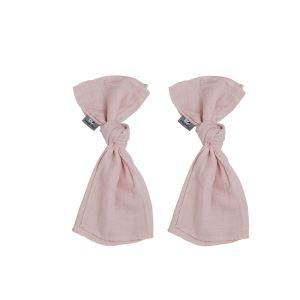 Swaddle Sparkling klassisch rosa - 65x65 - 2-pack