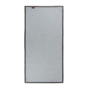 Teppich Korn grau - 138x70