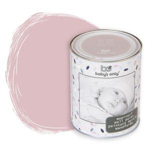 Wandfarbe alt rosa - 1 Liter