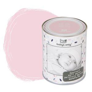 Wandfarbe baby rosa - 1 Liter