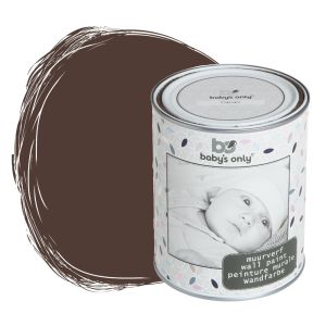 Wandfarbe cacao - 1 Liter