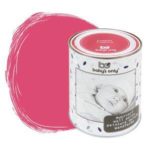 Wandfarbe framboise - 1 Liter