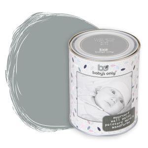 Wandfarbe grau - 1 Liter