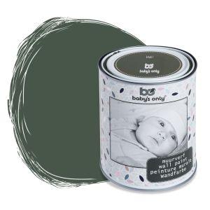 Wandfarbe khaki - 1 Liter