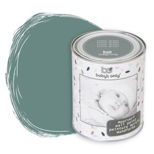 Wandfarbe stonegreen - 1 Liter
