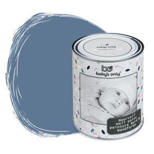 Wandfarbe vintage blue - 1 Liter