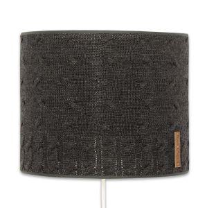 Wandleuchte Cable anthrazit - 20 cm