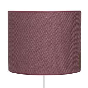 Wandleuchte Classic stone red - 20 cm