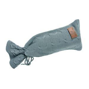 Wärmflaschenbezug Cable stonegreen