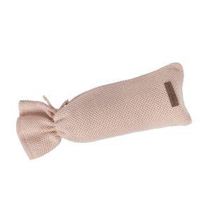 Wärmflaschenbezug Classic blush