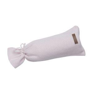 Wärmflaschenbezug Classic rosa