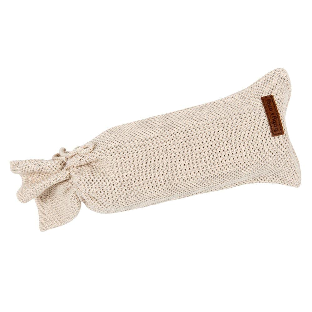 wrmflaschenbezug classic sand