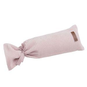 Wärmflaschenbezug Sense alt rosa