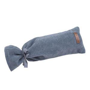 Wärmflaschenbezug Sense vintage blue