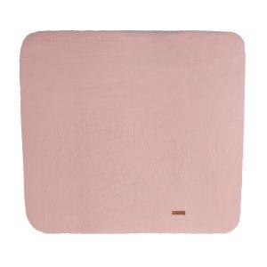 Wickelauflagenbezug Breeze alt rosa - 75x85