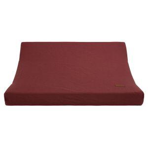 Wickelauflagenbezug Breeze stone red - 45x70