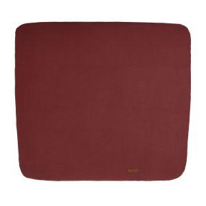Wickelauflagenbezug Breeze stone red - 75x85