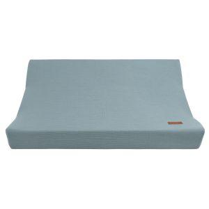 Wickelauflagenbezug Breeze stonegreen - 45x70