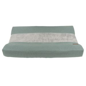 Wickelauflagenbezug Classic stonegreen - 45x70