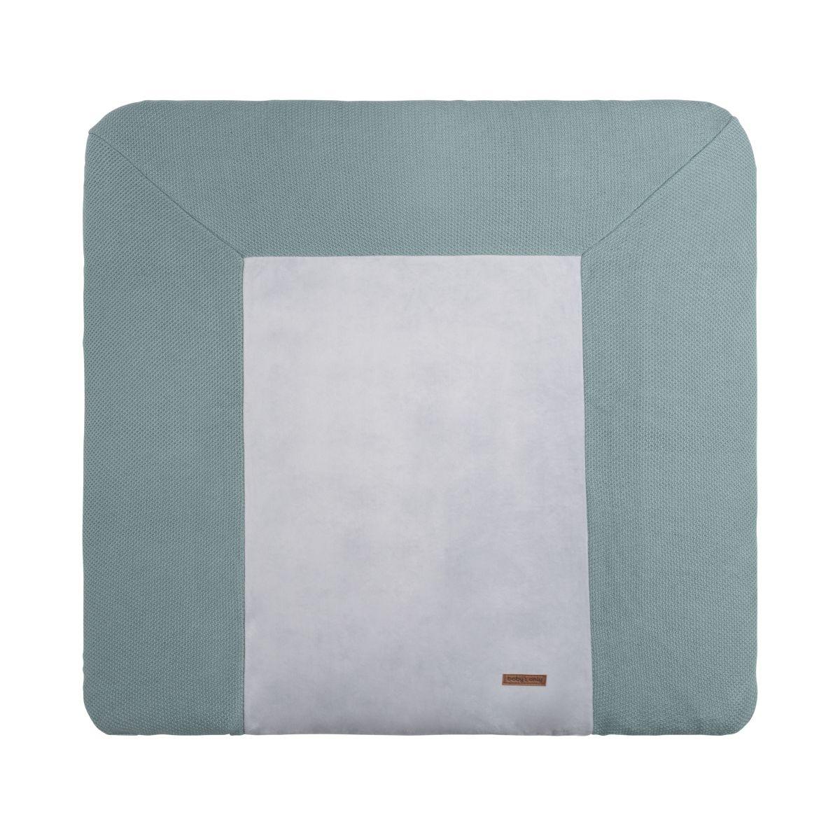 wickelauflagenbezug classic stonegreen 75x85