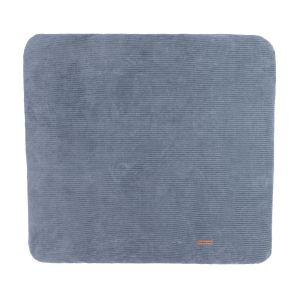 Wickelauflagenbezug Sense vintage blue - 75x85